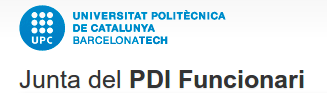 Junta del PDI Funcionari