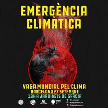 La Intersindical-CSC dóna suport a la Vaga Mundial pel Clima del proper 27 de setembre