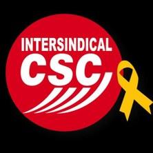 La Intersindical-CSC presenta un pre-avís de Vaga General pel 18 d'octubre